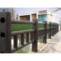 新型水泥仿木栏杆建筑仿木栏杆绿色环保