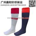广东袜子厂家 长筒足球袜 踢球足球袜 半毛巾足球袜