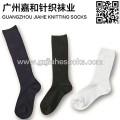 白色襪子 長筒白色學生襪 校服襪子加工廠
