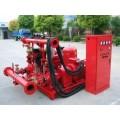 消防雙動力給水設備CCCF認證代理