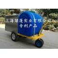 多功能深根施肥機LP-500電動手推式園林綠化養護車