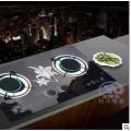 红外线高效节能燃气灶煤气灶嵌入式台式双灶液化天然