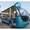 重庆旅游景区接送14座燃油观光车直销