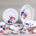 寿辰礼品套装 陶瓷餐具寿礼