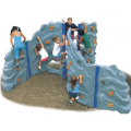 快樂時光玩具廠直供幼兒園太空艙攀巖