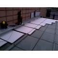 大型采光頂電動天棚遮陽簾