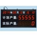 深圳液晶电子看板深圳led 生产看板深圳led显示屏看板讯鹏供