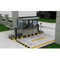 佛山智能停車場工程,佛山停車場系統設計,張槎道閘系統工程