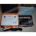 氧化锌避雷器阻性电流测试仪主菜单的具体操作说明
