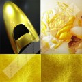 涂料油漆专用优质高亮度黄金粉