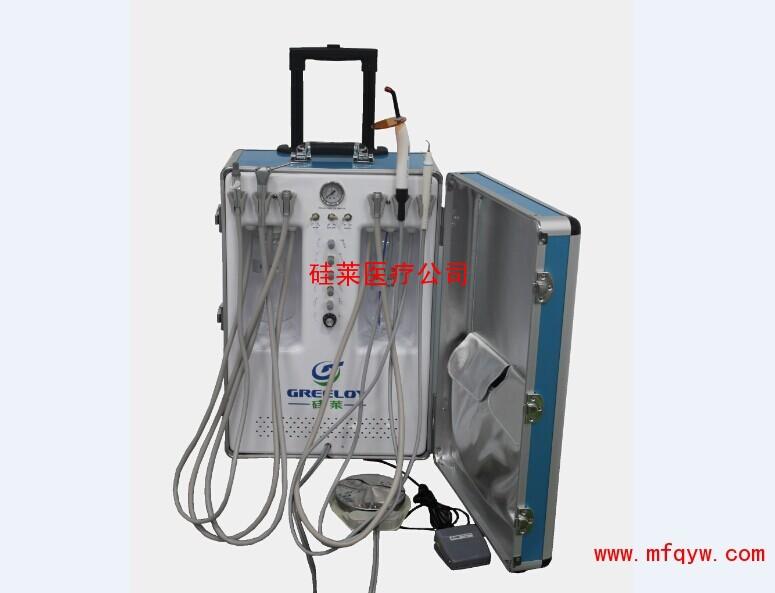 便携式牙科治疗机GU-P206S