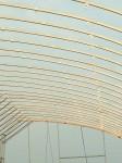 如何增强温室大棚骨架建设坚固性