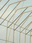 智能溫室大棚骨架的的四個結構特點
