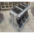 猪食槽模具供应商_水泥猪槽模具哪里买_猪料槽模具