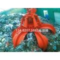 上海BANGDING液压垃圾抓斗 多瓣梅花抓斗厂家