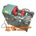 圆钢电动套丝机 预埋螺栓专用套丝机厂家 价格0