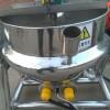 煮鸭产品夹层锅煮鸭头鸭掌燃气或电加热夹层锅厂家