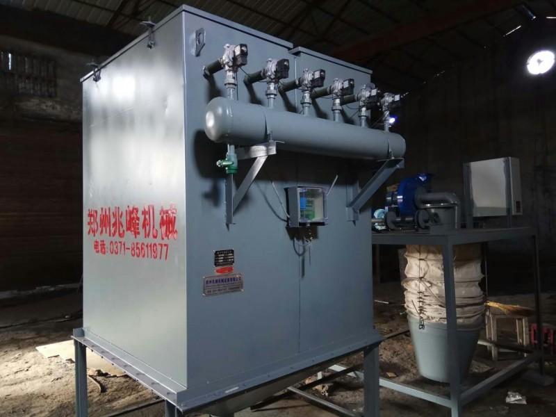 袋式除尘器制造产业策略陆续落地 融合发展特性项目吸睛