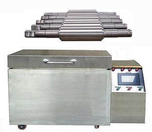 轧辊低温196度设备_轧辊深冷处理低温箱