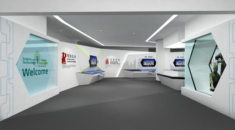 专门为公司,企业量身定做详细的数字多媒体展厅设计策划方案,展现企业