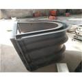 水泥U型槽钢模具_流水槽模具生产定制 流水槽模具使用方法