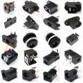 贴片沉板型DC插孔/卧式小型DC电源插座/迷你立式DC母座
