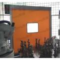 新一代默邦品牌機器人工作站安全門,焊接防護門