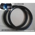 .PVC波纹管橡胶密封圈、PVC波纹管接口橡胶密封圈