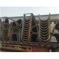 U型槽钢模具 水泥U型槽钢模具_振通流水槽钢模具定制 -