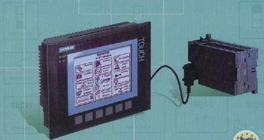 西门子K-TP 178MICRO显示屏