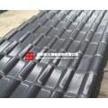 深圳宝安龙岗大唐新材环保工程1050型树脂瓦厂家