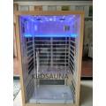 康润达KRDN02双人全碳板桑拿房生物频谱能量屋远红外光波房
