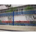 赣州动物园锌钢管护栏 市政工程组装栏杆 锌钢护栏生产厂家价格