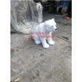 新款仿真白熊模型
