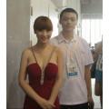 丁海峰經紀公司 丁海峰代言卡帝樂男裝品牌合作公司