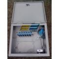 壁挂式12芯光纤楼道箱-分线箱价格