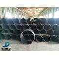 hdpe钢带增强缠绕管波纹管污水管2200