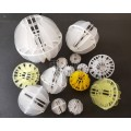 塑料多面空心球  塑料空心球 塑料空心浮球