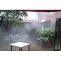 海南度假酒店绿化带冷雾人造雾工程直供