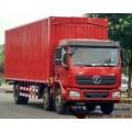 陕汽德龙9.7米飞翼车 L3000小三轴9.7米翼开启厢式车