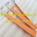 橙色热缩管绝缘母线硬铜排 F形分流接线导电铜排