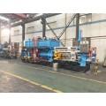 1350吨光伏支架挤压机,铝型材生产线,挤压辅助设备厂家
