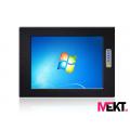 15寸工业显示器电阻触摸显示器嵌入式安装MEKT明亿科