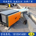 九發環保油煙分離器高品質的油煙處理機