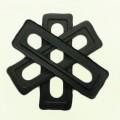 黑卡厂家直销电声黑卡纸 专业复合黑卡纸1.0mm以上加厚黑卡