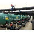以色列進口ARKAL阿科AGF球形淺層砂濾器冷卻工藝水旁濾器