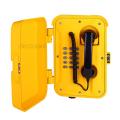 IP66等级的防水电话 模拟防水防潮电话机