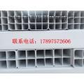 北京PVC格栅管专卖厂家,107九孔格栅管专业厂家