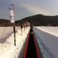 滑雪設備魔毯優勢抗老化魔毯設備找滑雪場魔毯廠家