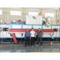 鋁合金加工設備,斷橋鋁成型機,1350噸太陽能邊框擠壓機